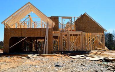 La construction d'une maison ossature bois